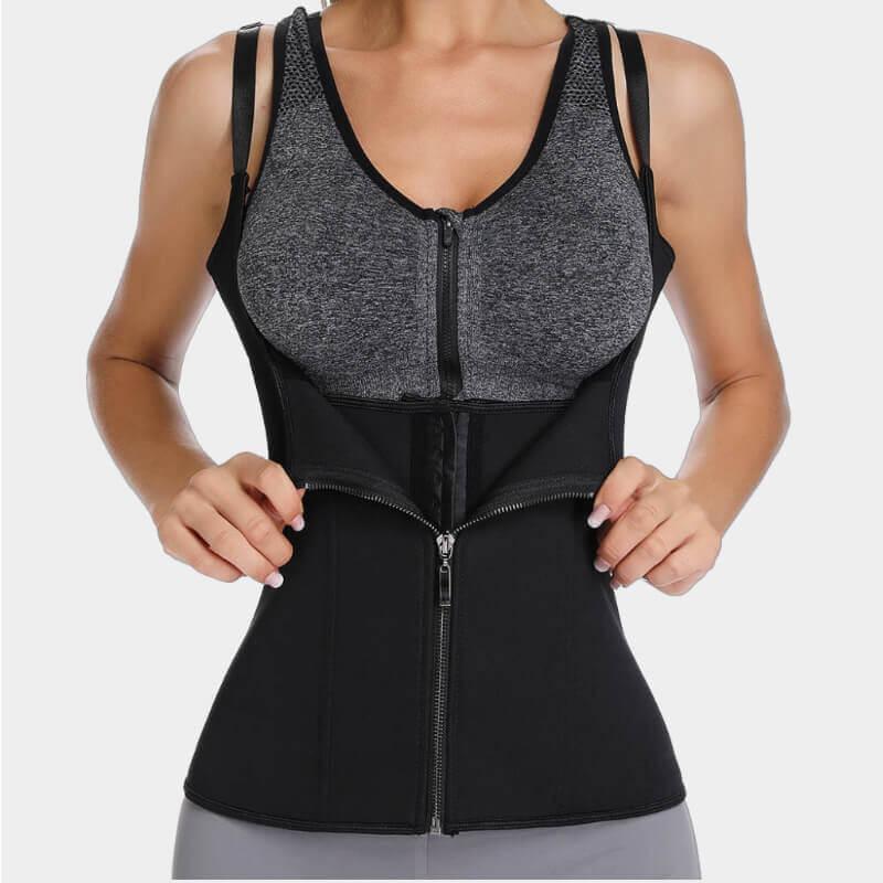 suana vest waist trainer