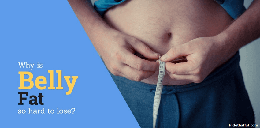 Why is Lower Belly Fat So Hard To Lose