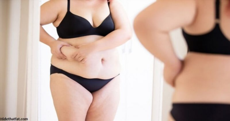 Lose Muffin Top Without Losing Weight