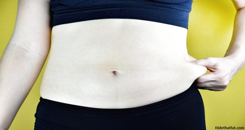 Lose Muffin Top in 2 weeks