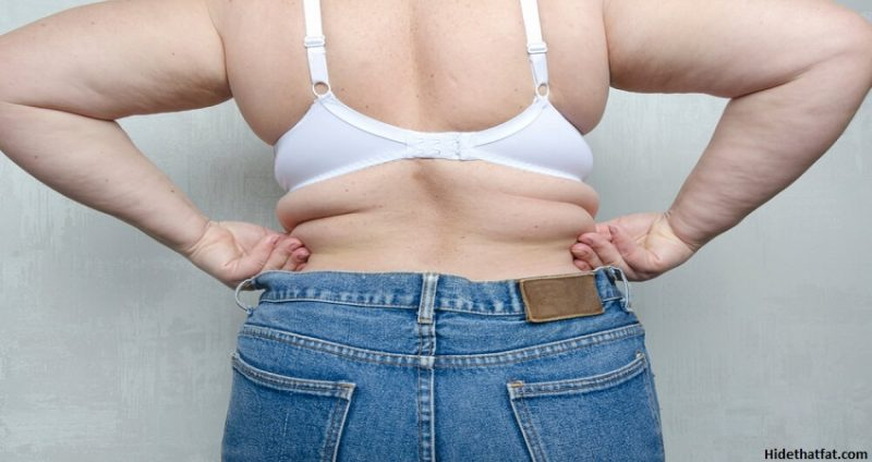 best ways to get rid of muffin top