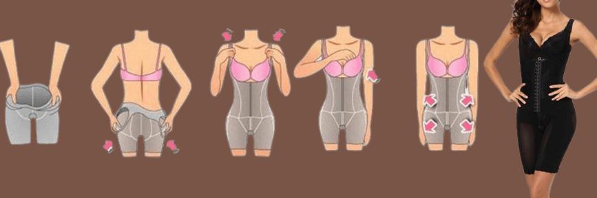 how to wear best shapewear for women correctly